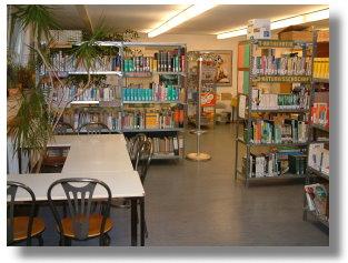Schulbibliothek der BBSI Uelzen